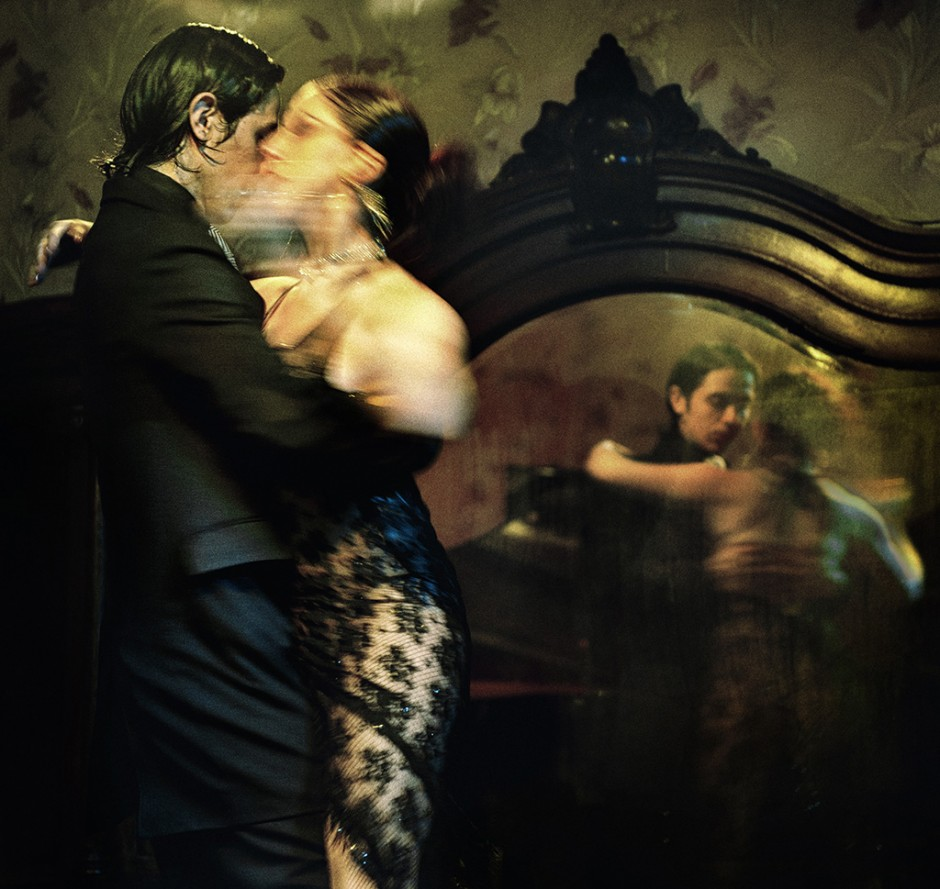 Performance photography - Tango - Michel Verhoef Photography